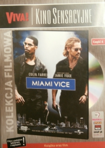 Miami Vice- DVD, ACH