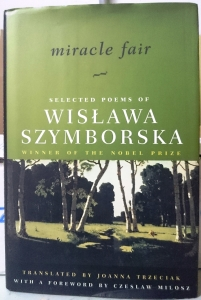 Miracle Fair: Selected Poems of Wislawa Szymborska (angielski)