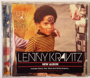 CD KRAVITZ, LENNY - Black And White America (2CD)