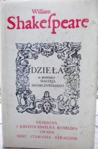 Dzieła - William Shakespeare, Serc starania