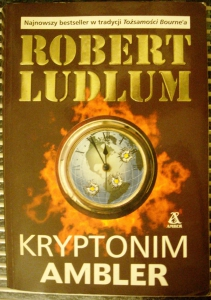 KRYPTONIM AMBLER - Robert Ludlum