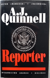 Reporter, A.J. Quinnell