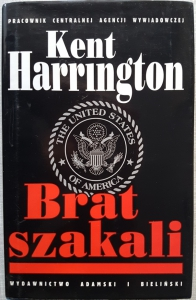 KENT HARRINGTON - BRAT SZAKALI