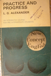 Practise and progress , L.G.Alexandre