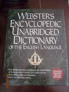 Websters Encyclopedic Unabridged Dictionary of the English Language