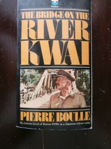 The bridge on the River Kwai ,Pierre Boull, ACH