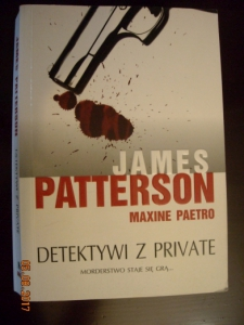 Detektywi z Private, James Patterson