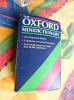 The Oxford minidictionary - Hawkins