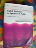 English Dictionary for Speakers of Polish