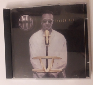 MC HAMMER ,inside out - płyta cd, ACH