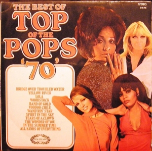 TOP OF THE POPS '70