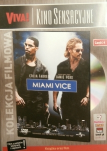Miami Vice- DVD