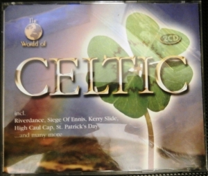 Celtic- 2 CD, ACH